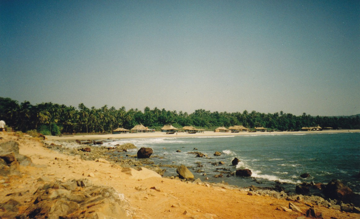 On Goa's coast. Credit: jo_stafford/Flickr, CC BY 2.0