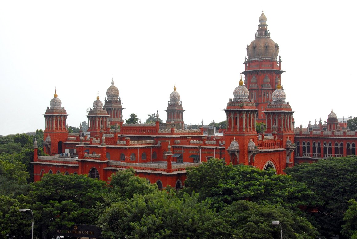 Madras High Court (Photo: Yoga Balaji Wikipedia Commons)