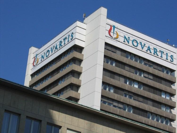 The Novartis HQ in Basel, Switzerland. Credit: Leoboudv/Wikimedia Commons, CC BY 2.0