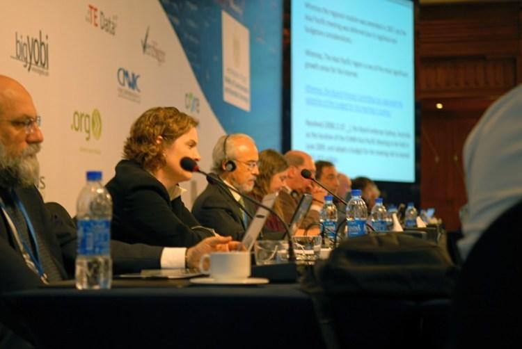 The ICANN Board. Credit: icann/Flickr, CC BY-SA 2.0