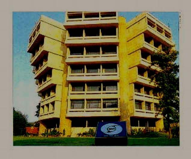 Prasar Bharati headquarters at Mandi House, New Delhi: Credit: File photo