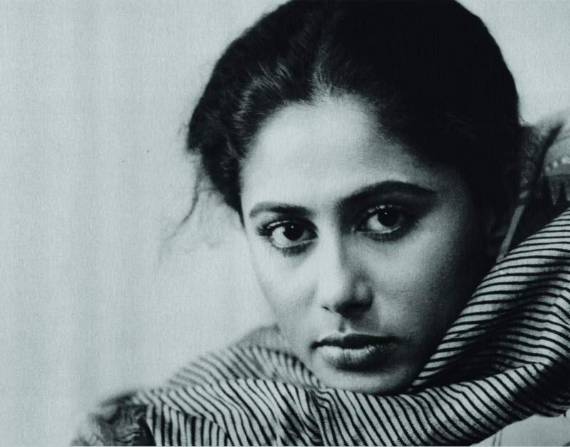Smita Patil, the actress who died too young (phot: courtesy Harper Collins)