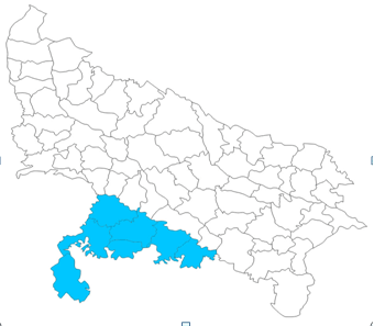 Bundelkhand region, Uttar Pradesh.