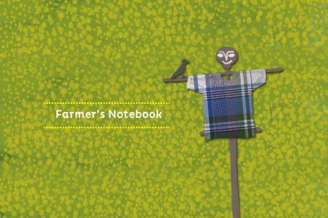 Farmer's Notebook.