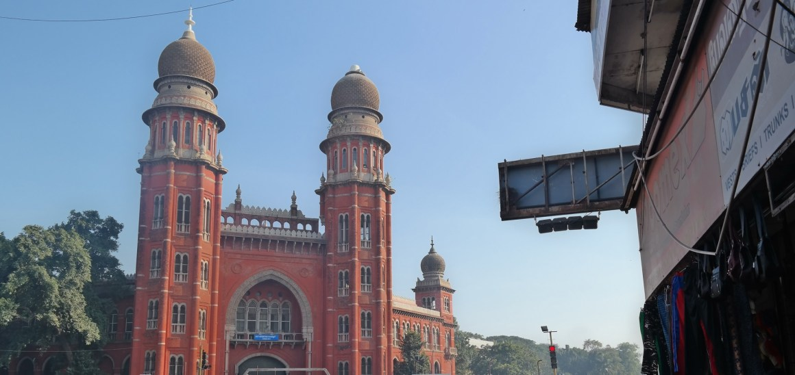 Madras High Court. Credit: roadconnoisseur/Flickr CC BY-SA 2.0