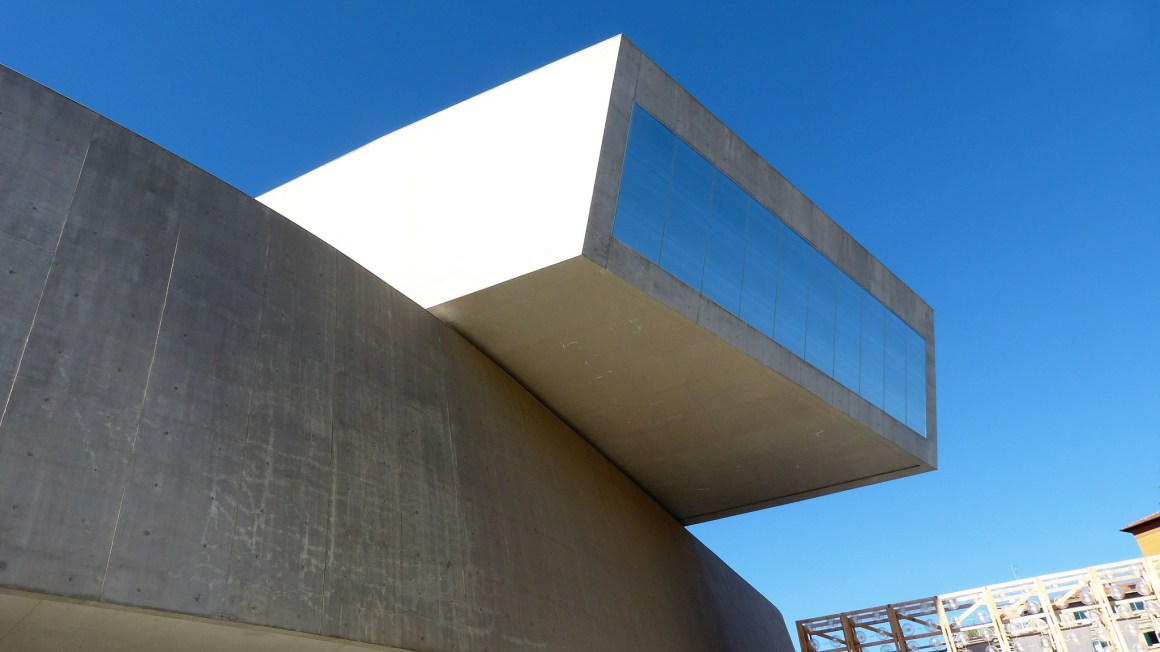 MAXXI Museum, Rome. Credit: Mariano Mantel/Flickr CC BY-NC 2.0