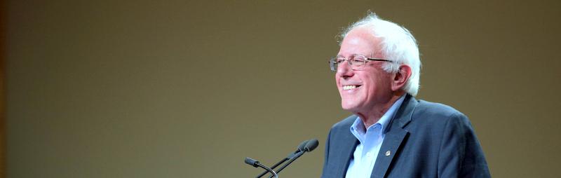 Bernie Sanders. Credit: Flickr/Gage Skidmore