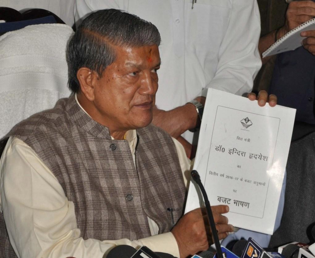 Uttarakhand Chief Minister Harish Rawat: Outmanoeuvred. Credit: PTI Photo