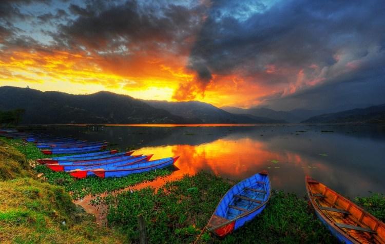 Phewa lake, Pokhara, Nepal. Credit: Mike Behnken/Flickr CC BY-ND-2.0