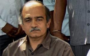 Prashant Bhushan. PTI