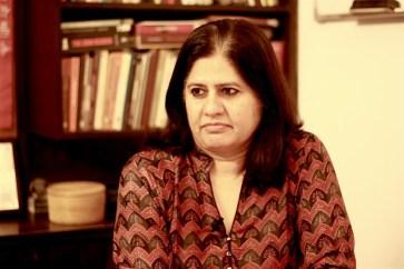 Vrinda Grover. Credit: Akhil Kumar