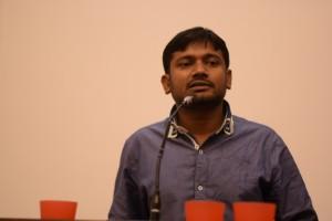 Kanhaiya Kumar. Credit: Akhil Kumar