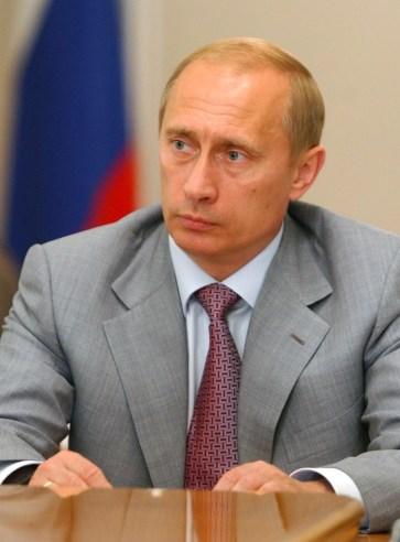 Vladimir Putin. Credit: Wikimedia Commons
