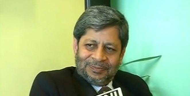 Shreehari Aney who resigned as Advocate General of Maharashtra on Monday