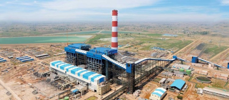 A Larsen and Toubro power plant in India. Credit: larsentoubro.com