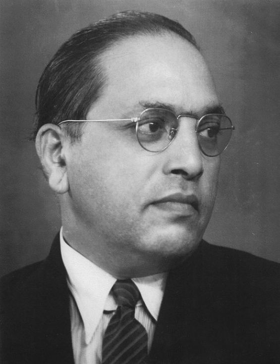 The father the Constitution, B.R. Ambedkar. Credit: Wikimedia Commons