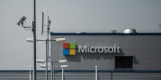 Microsoft is going on the offensive this time. Credit: The Intercept/Getty Images