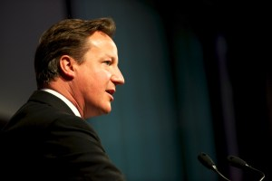 British Prime Minister David Cameron. Credit: Wikmedia Commons