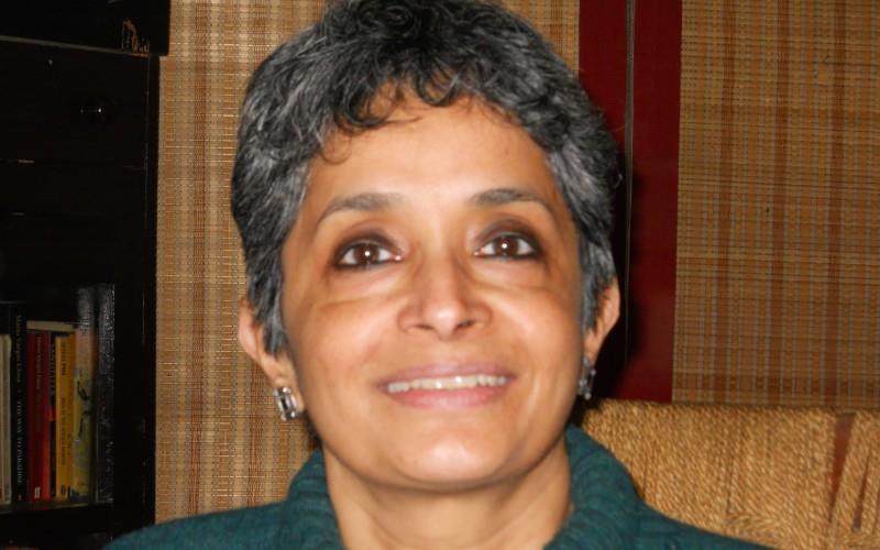 Nivedita Menon. Credit: 'I Stand with Nivedita Menon' Facebook page