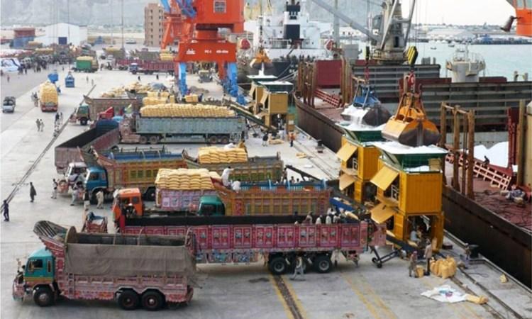 Gwadar port. Credit: Gwadar Port Authority/The Herald