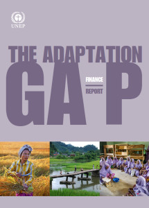 The 2016 Adaptation Finance Gap Report analyses the costs of meeting climate change adaptation needs and assesses the funding that is available for meeting those needs. Credit: thethirdpole.net