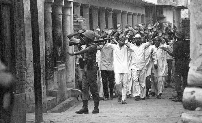 Hashimpura, 1987. Credit: Praveen Jain