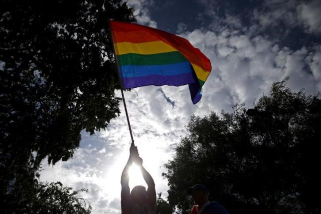 The issues of LGBT rights and participation in events at the UN have long been contentious. Credit: Reuters