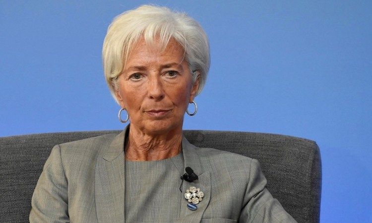 IMF chief Christine Lagarde, one of the authors of the op-ed demanding an end to impunity for sexist men. Credit: Reuters