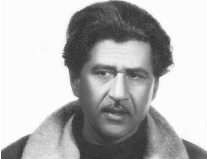Director Aaejay Kardar began making the movie in 1958. Credit: BBC