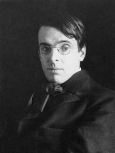 W.B. Yeats. Credit: Wikipedia