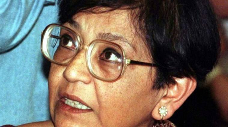 Arundhati Ghose. Credit: Reuters