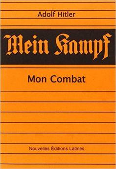 The Nouvelles Éditions Latines edition of 'Mon Combat.' Credit: Amazon.com