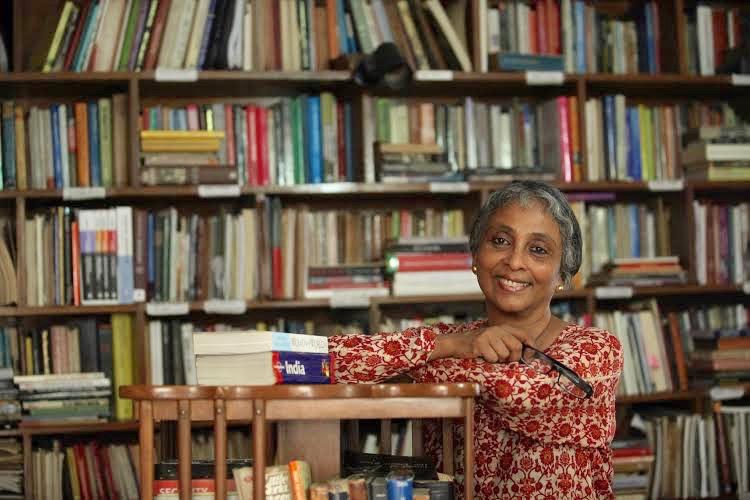 Pamela Philopose, Journalist, Writer and Editor. Credit: Indian Express/Tashi Tobgyal