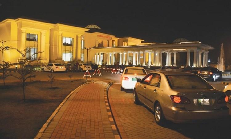 The Model Town Community Center in Lahore. Credit: Arif Ali, White Star/Herald