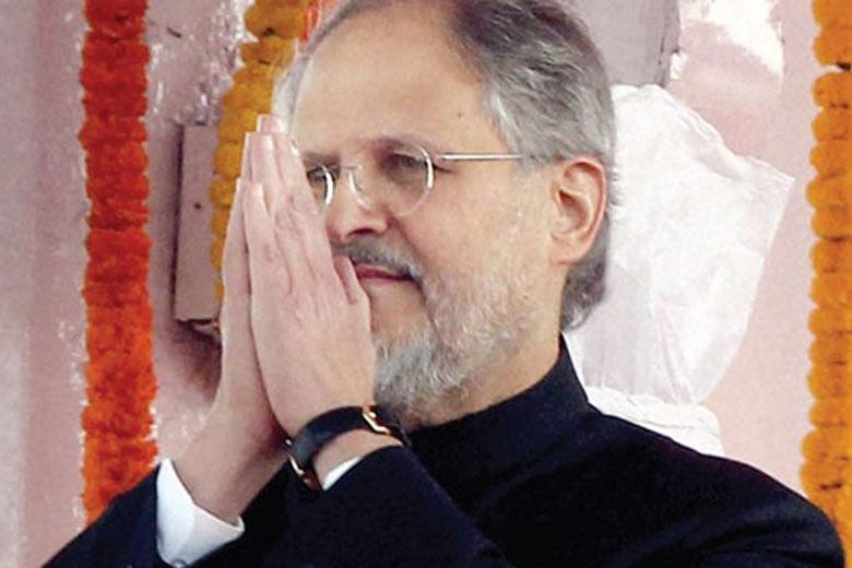 Delhi Lt Governor Najeeb Jung. Credit: PTI
