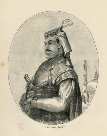 Nana Sahib. Credit: Wikimedia Commons