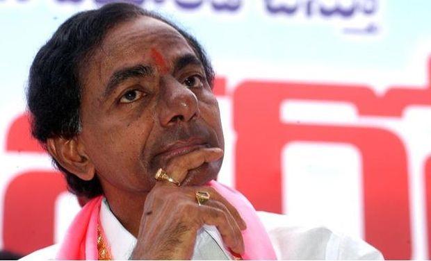 Telangana Chief Minister K. Chandrasekhar Rao. Credit: PTI