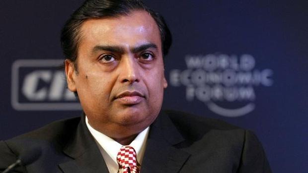 Reliance Industries chairman Mukesh Ambani. Credit: PTI/File Photo