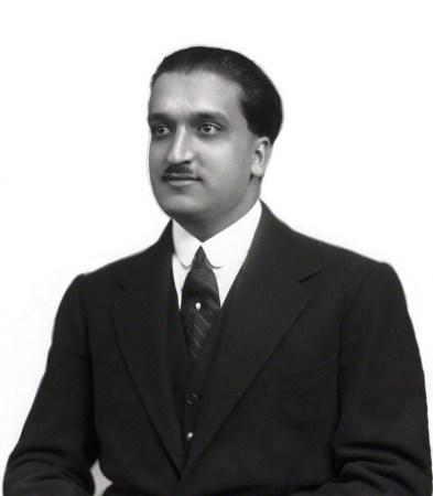 Maharaja Hari Singh of Jammu and Kashmir. Credit: Wikimedia