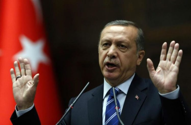Turkey President Recep Tayyip Erdogan. Credit: Reuters/Umit Bektas
