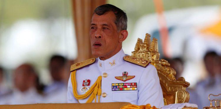 Thailand's late king chose his son, Crown Prince Maha Vajiralongkorn, to succeed him. Credit: Reuters/Athit Perawongmetha