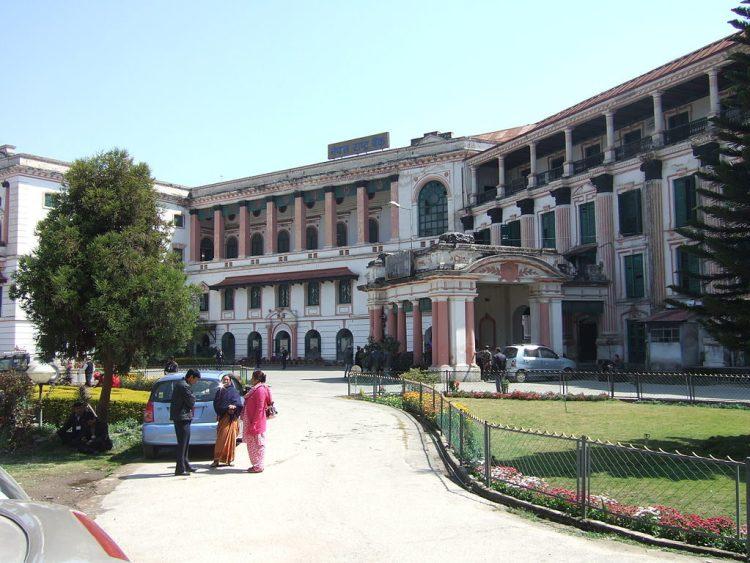 Nepal Rastra Bank. Credit: Wikimedia Commons