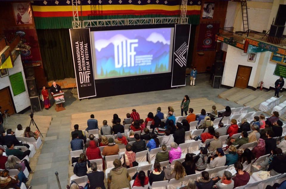 The Dharamshala International Film Festival, 2016. Credit: Facebook