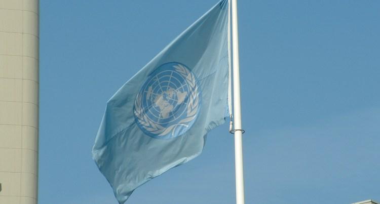 UN flag. Credit: Stefano Costa/Flickr, CC BY-SA 2.0