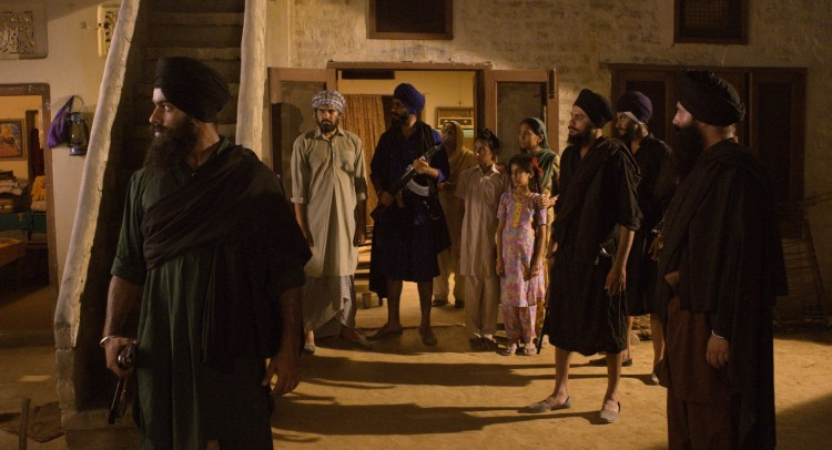 A still from <em>Chauthi Koot</em>.