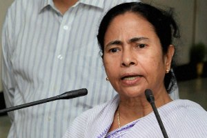 West Bengal chief minister, Mamata Banerjee. Credit: PTI