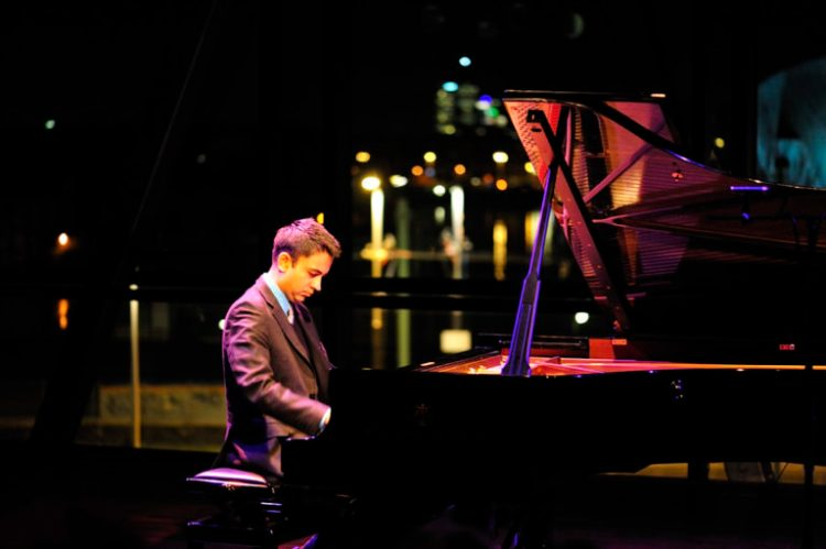 Vijay Iyer in concert. Credit: André P. Meyer-Vitali/Flickr CC BY 2.0