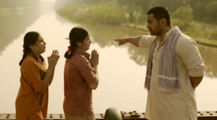 A still from Dangal. Credit: Twitter