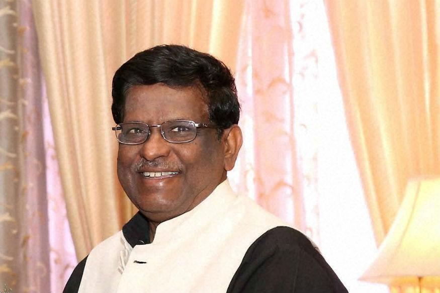 V. Shanmuganathan. Credit: PTI/Files