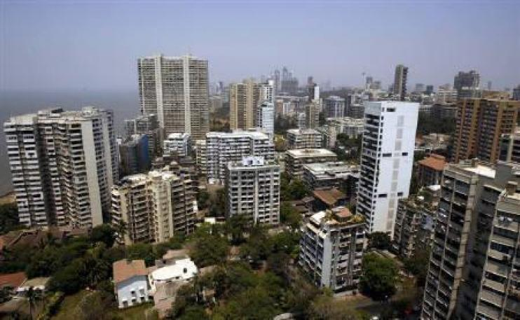 Mumbai's skyline. Credit: Reuters